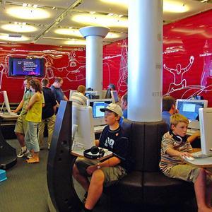 Интернет-кафе Заречья