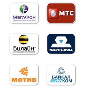 Операторы сотовой связи Заречья