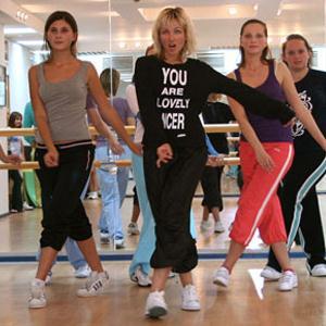 Школы танцев Заречья