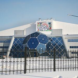 Спортивные комплексы Заречья